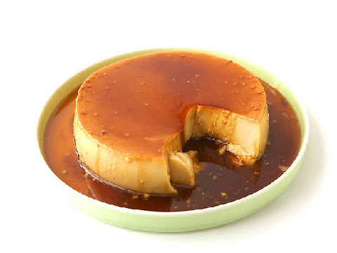 how to make a flan filling